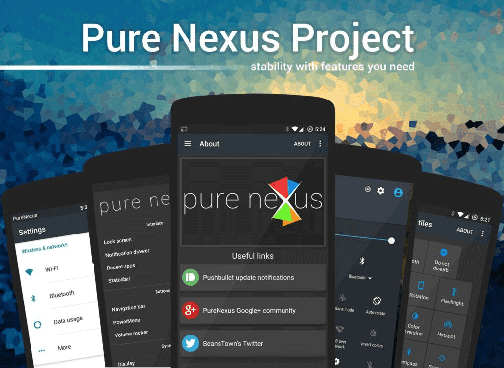 Pure Nexus Project