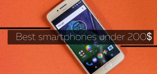best smartphones under 200$
